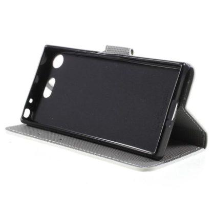 Plånboksfodral Sony Xperia XZ1 Compact – Ugglor På Kalas
