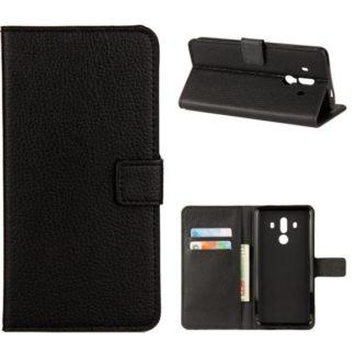 Plånboksfodral Huawei Mate 10 Pro - Svart