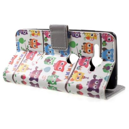 Plånboksfodral Sony Xperia XZ2 Compact - Ugglor På Kalas