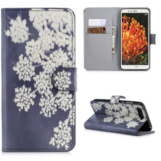 Plånboksfodral Huawei Y6 2018 - Små Blommor