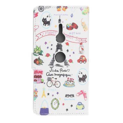 Plånboksfodral Sony Xperia XZ3 - Paris