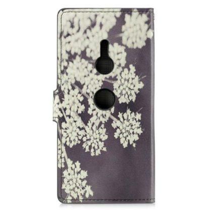 Plånboksfodral Sony Xperia XZ3 - Små Blommor