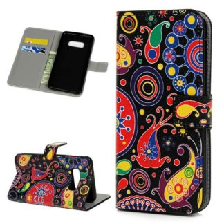 Plånboksfodral Samsung Galaxy S10e - Paisley