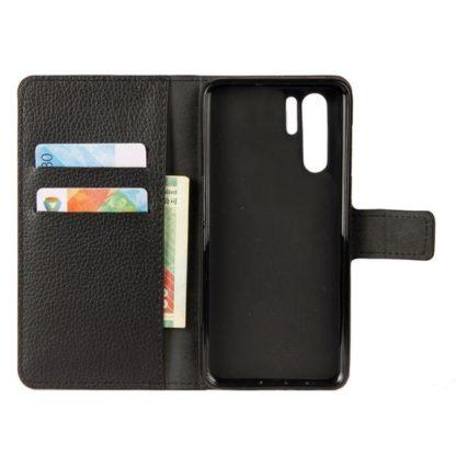 Plånboksfodral Huawei P30 Pro - Svart
