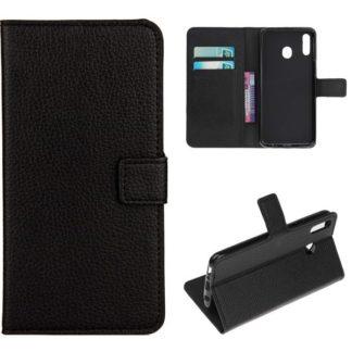 Plånboksfodral Samsung Galaxy A40 - Svart
