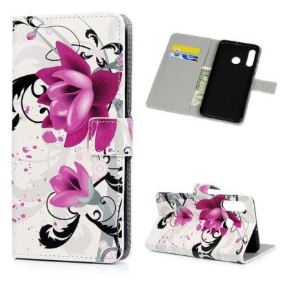 Plånboksfodral Huawei P30 Lite - Lotus