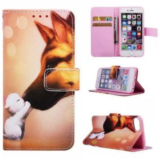 Plånboksfodral Apple iPhone 7 – Best Friends