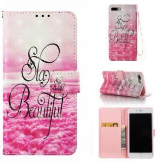 Plånboksfodral Apple iPhone 6 Plus / 6s Plus – Stay Beautiful