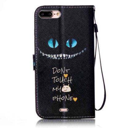 Plånboksfodral iPhone 6 Plus / 6s Plus - Don't Touch My Phone
