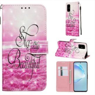 Plånboksfodral Samsung Galaxy S20 Plus – Stay Beautiful