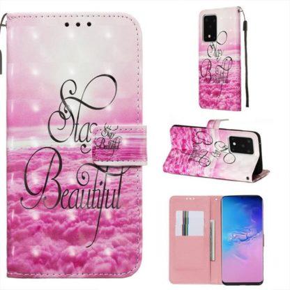 Plånboksfodral Samsung Galaxy S20 Ultra – Stay Beautiful