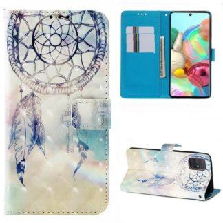 Plånboksfodral Samsung Galaxy A51 - Drömfångare Himmel