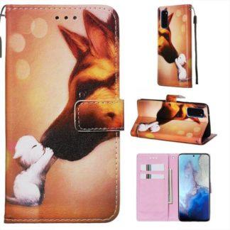 Plånboksfodral Samsung Galaxy S20 – Best Friends