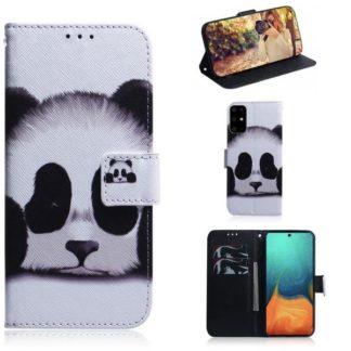 Plånboksfodral Samsung Galaxy S20 Plus - Panda