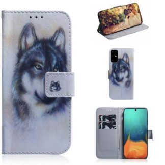 Plånboksfodral Samsung Galaxy S20 Plus – Varg
