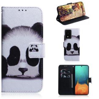 Plånboksfodral Samsung Galaxy S20 Ultra - Panda