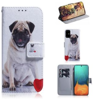 Plånboksfodral Samsung Galaxy S20 Plus – Mops