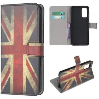 Plånboksfodral Samsung Galaxy S20 - Flagga UK
