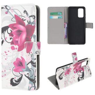 Plånboksfodral Samsung Galaxy S20 Plus - Lotus
