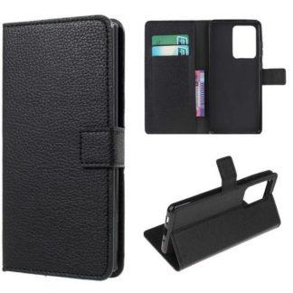 Plånboksfodral Samsung Galaxy S20 Ultra - Svart