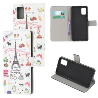 Plånboksfodral Samsung Galaxy A71 - Paris