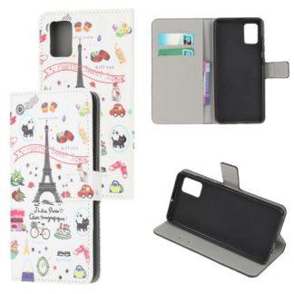 Plånboksfodral Samsung Galaxy A51 - Paris