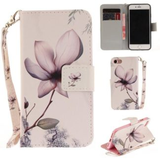 Plånboksfodral iPhone SE (2020) – Magnolia