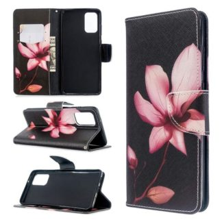 Plånboksfodral Samsung Galaxy S20 Plus – Rosa Blomma