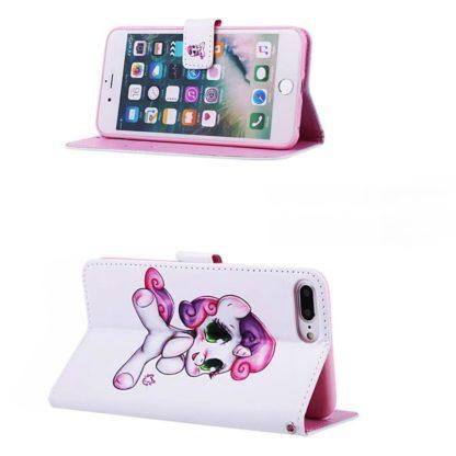Plånboksfodral Apple iPhone 6 Plus – Enhörning