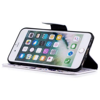 Plånboksfodral Apple iPhone 6 Plus – Elegant Fjäril