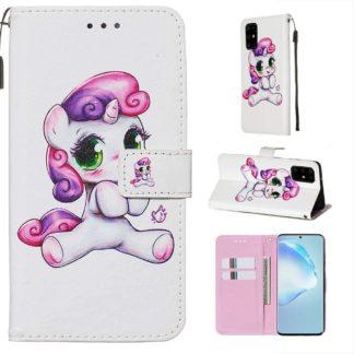 Plånboksfodral Samsung Galaxy S20 Plus – Enhörning