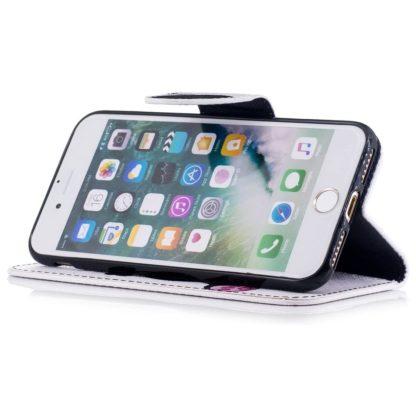Plånboksfodral Apple iPhone SE (2020) - Panda