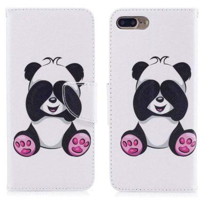 Plånboksfodral Apple iPhone 6 Plus - Panda