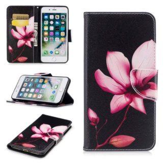 Plånboksfodral Apple iPhone 6 Plus – Rosa Blomma