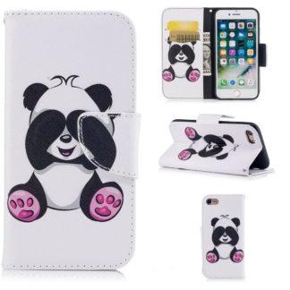 Plånboksfodral Apple iPhone 7 - Panda