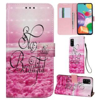 Plånboksfodral Samsung Galaxy A41 - Stay Beautiful