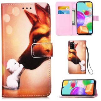 Plånboksfodral Samsung Galaxy A41 - Best Friends