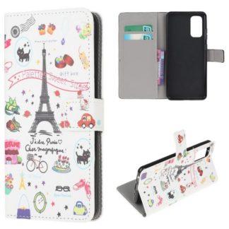 Plånboksfodral Samsung Galaxy S20 FE - Paris