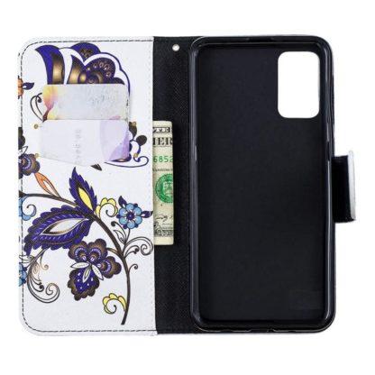 Plånboksfodral Samsung Galaxy S20 FE - Elegant Fjäril