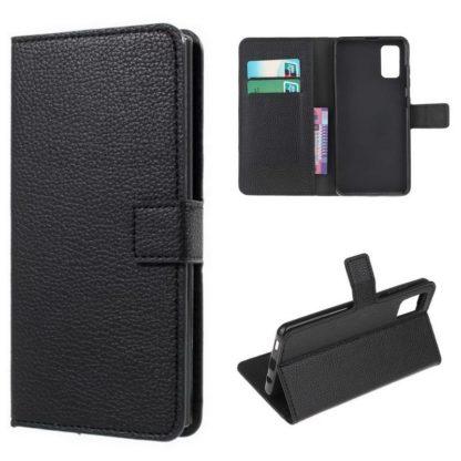 Plånboksfodral Samsung Galaxy S20 FE - Svart