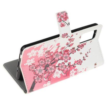 Plånboksfodral Samsung Galaxy S20 FE - Körsbärsblommor
