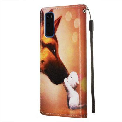 Plånboksfodral Samsung Galaxy S20 FE - Best Friends