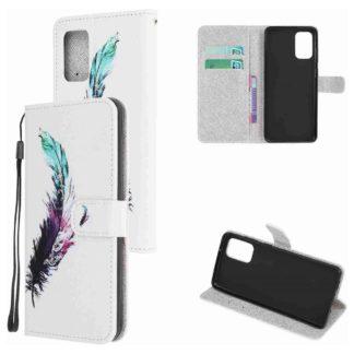 Plånboksfodral Samsung Galaxy S20 FE - Fjäder