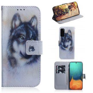 Plånboksfodral Samsung Galaxy S20 FE - Varg