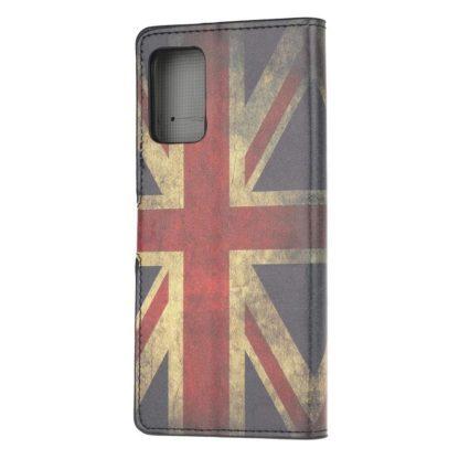Plånboksfodral Samsung Galaxy S20 FE - Flagga UK