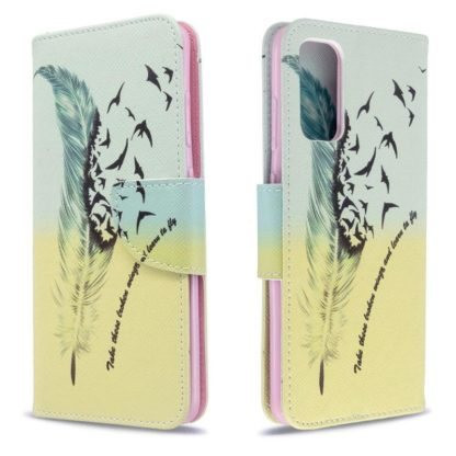 Plånboksfodral Samsung Galaxy S20 FE - Take These Broken Wings