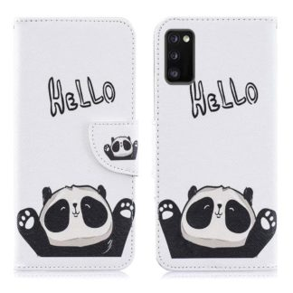 Plånboksfodral Samsung Galaxy S20 FE - Hello Panda