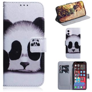 Plånboksfodral Apple iPhone 12 Mini - Panda