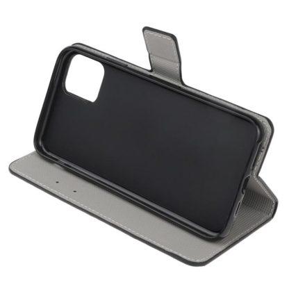 Plånboksfodral Apple iPhone 12 Mini - Prickigt med Uggla