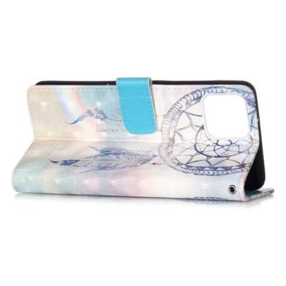 Plånboksfodral Apple iPhone 12 Mini – Drömfångare Himmel